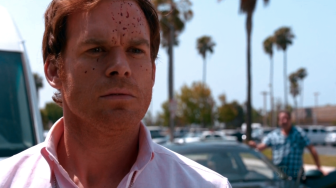Michael C. Hall as Dexter Morgan Season 7 Episode 2 Sunshine and Frosty Swirl 10.png